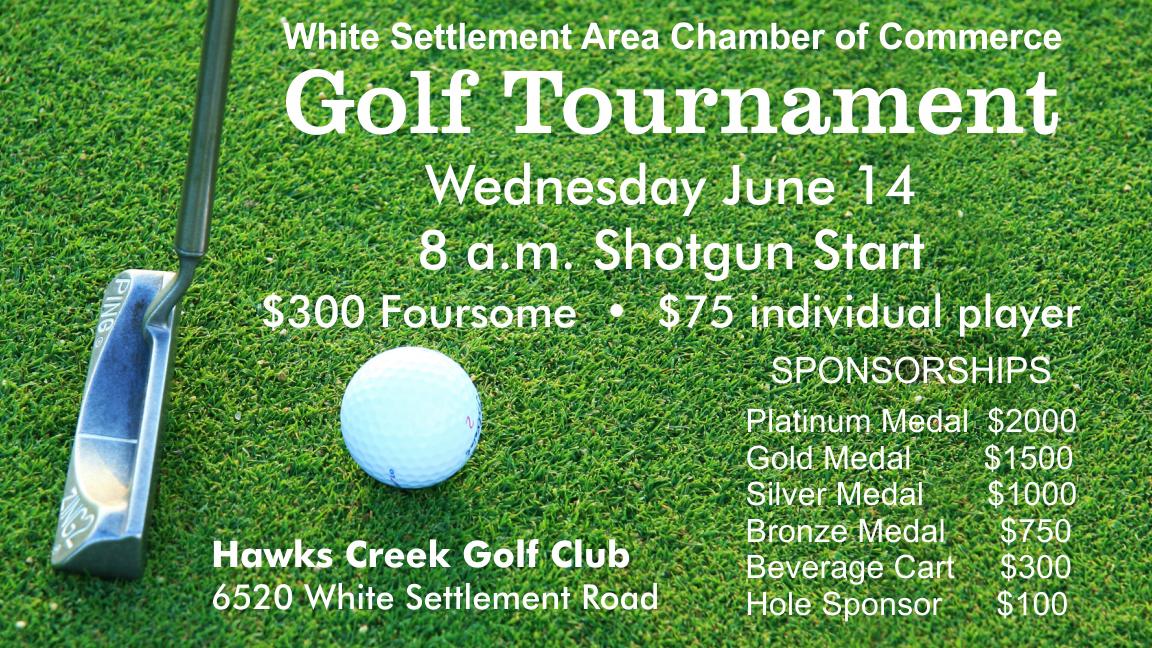 WSACC Golf Tournament June 14, 2017