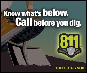 Call 811 Banner - 300x250