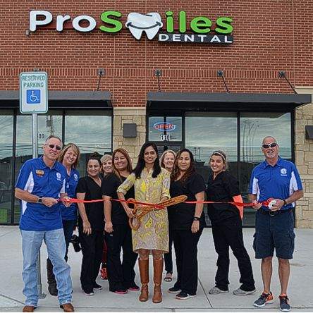 ProSmiles Dental RibbonCutting, November 12, 2016