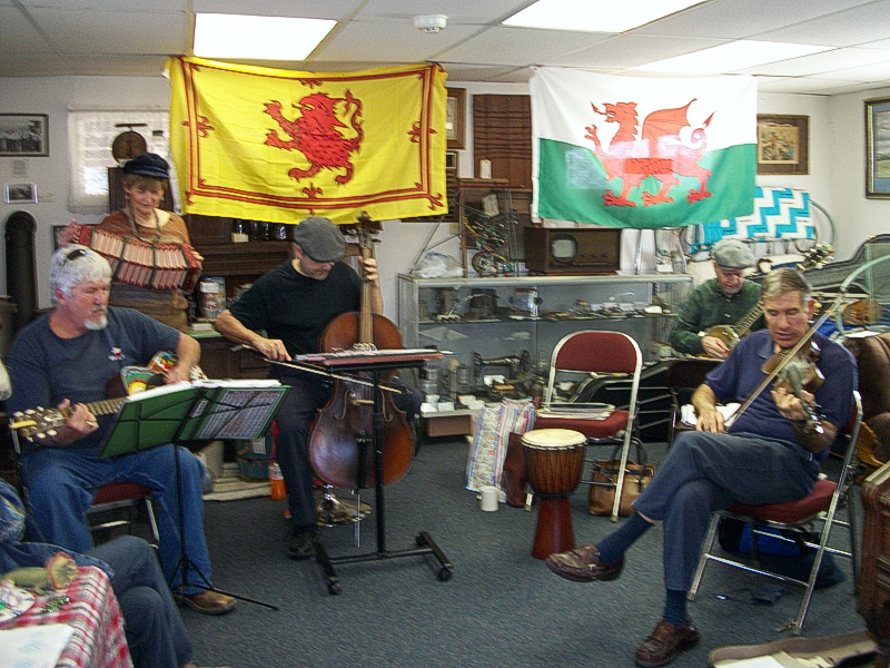 Music at the Museum – Early American and Celtic Music