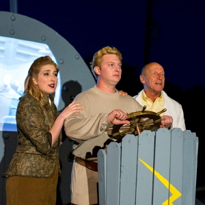 """""""Flash Gordon Conquers The Universe"""" @ Hip Pocket Theatre 