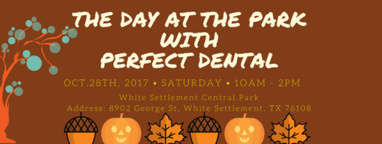 Day at the Park with Perfect Dental