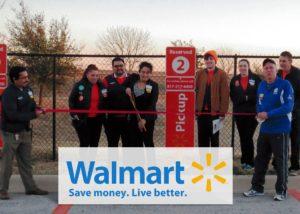 Walmart #3773 Pickup launch on Jan. 26, 2017