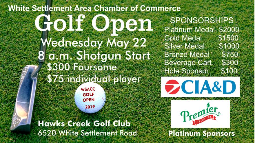 2019 WSACC Golf Open