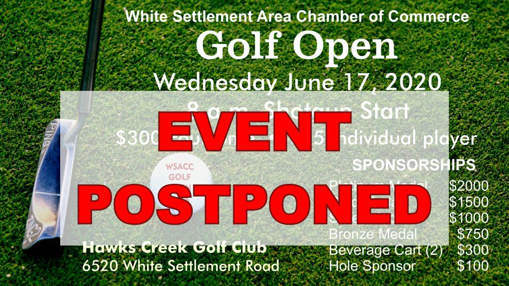 WSACC Golf Open @ Hawks Creek Golf Club | Westworth Village | Texas | United States